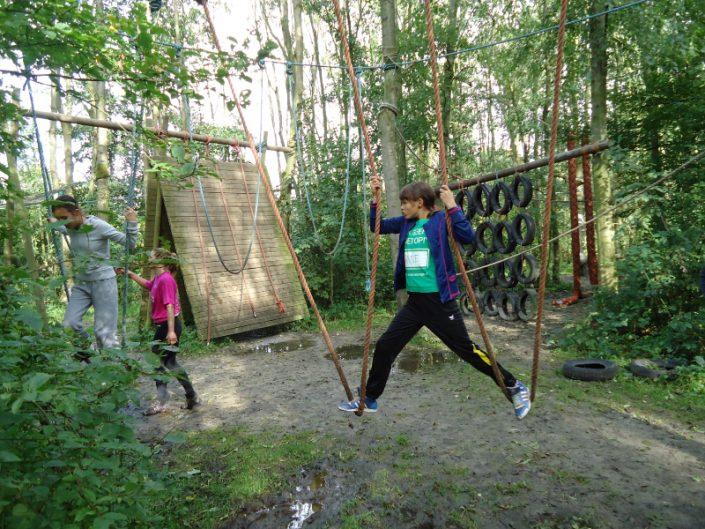 Survival Kinderfeestje Leeuwarden, Grote Wielen